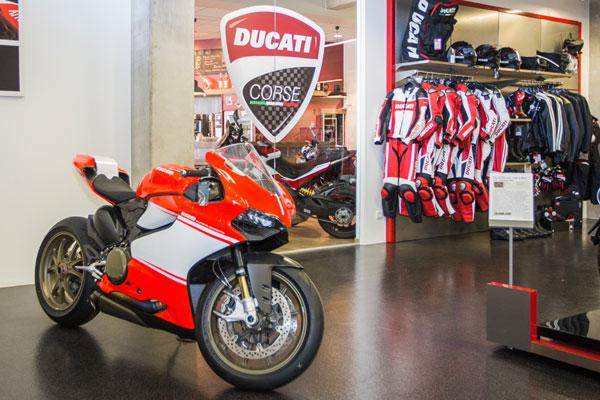 Ducati Emsbüren